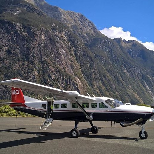 Our new Cessna Grand Caravan looking happy in the sunshine!  #MilfordSoundScenicFlights #MilfordSound #DestinationNZ #newplane #planesofinstagram #cessnagrandcaravan #adventure #travelnz #queenstown #queenstownnz #nzmustdo #newzealandgram #nz #southisland #beautifulplaces #discovernewzealand #newzealandvacations #purenz #downsouthnz #naturelovers