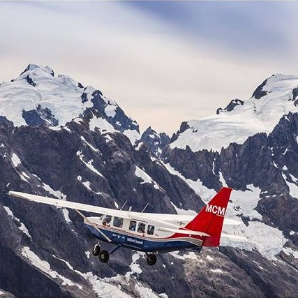 Witness the power of what nature has created over the years, as we fly you over two remarkable National Parks; Mt Aspiring and the world heritage listed Fiordland National Park.