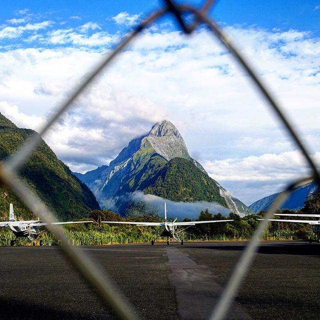 One of our favourite views of Mitre Peak 🗻. 📷: @gallivanter_of_the_globe  #milfordsoundscenicflights #milfordsound #mitrepeak #destinationNZ #adventure #travelnz #nzmustdo #newzealandgram #nz #southisland #beautifulplaces #discovernewzealand #newzealandvacations #purenz #downsouthnz #naturelovers