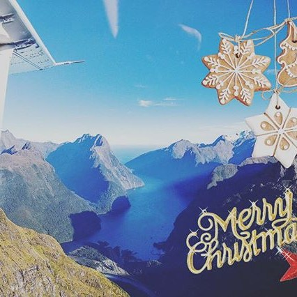 Wouldn't a Milford Sound Scenic Flight be an awesome gift to find in your Christmas stocking... did any of you get one?! #milfordsoundscenicflights #milfordsound #destinationNZ #bestpresentever #christmasday #christmas #adventure #travelnz #queenstown #queenstownnz #nzmustdo #newzealandgram #nz #southisland #beautifulplaces #discovernewzealand #newzealandvacations #purenz #downsouthnz #naturelovers