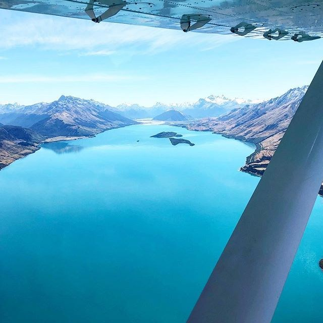 Amazing photo of Lake Wakatipu, looking towards Glenorchy 🛩. Bonus points for those who can name the two big islands 🤔? . 📸 Photo credit to our pilot @karllecouteur . . . . #milfordsoundscenicflights #milfordsound #destinationNZ #adventure #travelnz #nzmustdo #newzealandgram #southisland #beautifulplaces #discovernewzealand #newzealandvacations #purenz #downsouthnz #landscapesnz #lifeofnewzealand #wonderlustnewzealand #wanderlustofnz #bestnewzealand #goNZ #earthpixnz #naturelovers #purenewzealand #ignewzealand #wanderlust #travelstoke #wanderlustofnz #gottalovenz #lakewakatipu #glenorchynz #queenstownlive