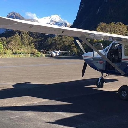 You cant beat a sunny day in Milford Sound!  #MilfordSoundScenicFlights #MilfordSound #DestinationNZ #spring #adventure #travelnz #queenstown #queenstownnz #nzmustdo #newzealandgram #nz #southisland #beautifulplaces #discovernewzealand #newzealandvactions #purenz #downsouthnz #naturelovers