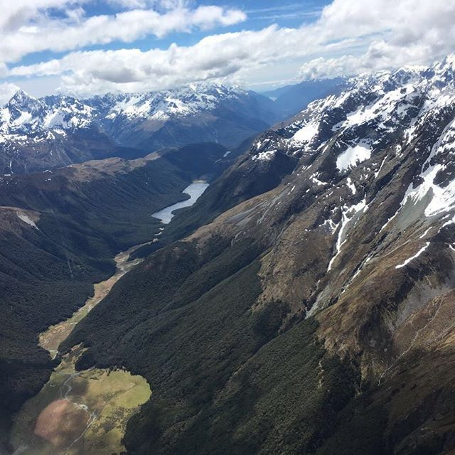 The flight from Queenstown to Milford Sound is an unforgettable experience with some of the most dramatic scenery in the world!  #milfordsoundscenicflights #milfordsound #fiordland #queenstown #destinationNZ #adventure #travelnz #queenstownnz #nzmustdo #newzealandgram #nz #southisland #beautifulplaces #discovernewzealand #newzealandvacations #purenz #downsouthnz #naturelovers