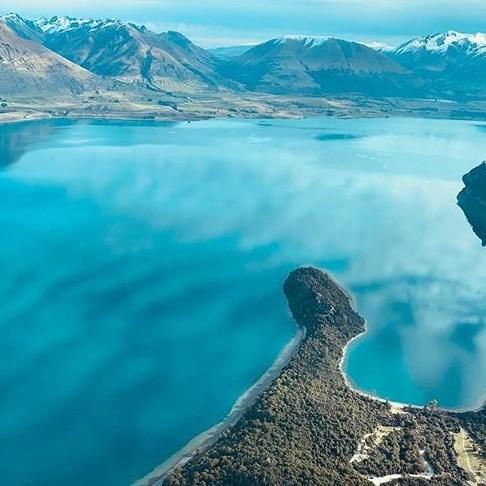Looking back towards Glenorchy during the return flight from Milford Sound ✈️  📷 @rujean  #milfordsoundscenicflights #newzealandguide#destinationnz#ig_newzealand#travelnz#nzmustdo#nz#newzealand#southisland#newzealandfinds#newzealandvacations#purenz#purenewzealand#kiwipics#kiwi_photos#realmiddlearth#lifeofnewzealand#wonderlustnewzealand#wanderlustofnz#bestnewzealand#goNZ#earthpixnz#queenstownholidays#gottalovenz#newzealandnatural #glenorchy #queenstown #queenstownlive #lakewakatipu